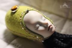 shadows (Shirrstone Shelter dolls) Tags: show art doll princess surrealism swamp sur lethargy empathic sssdolls shirrstoneshelter octomantis