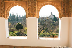 Alhambra_Granada_Spain_ (2 of 2) (sunsets_and_bubbles) Tags: history beautiful spain architechture muslim palace alhambra granada stunning andalusia monuments