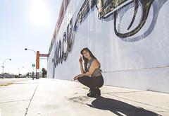 e_MG_0681 (Ben Garcia Photography) Tags: street las vegas black art fashion canon pose hair graffiti downtown girly balcony style blogger mexican jacket heels latina thirds streetwear 6d