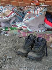 Meager Cache (masonrigsby) Tags: streetphotography salisbury hardtimes