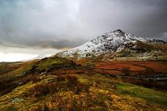 Nantlle Ridge (natalie_thomas) Tags: snow mountains wales landscape outdoor wideangle snowdonia gwynedd