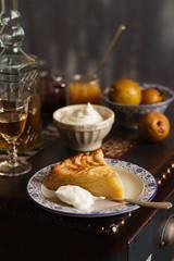 IMG_6217_exp (Helena / Rico sin Azcar) Tags: cake pear vanilla tarta pera vainilla gateauinvisible