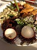 Repast (scmrsgena) Tags: mrsgena fruit dinner brunch buffet nj food funeral brownstone repast lychee