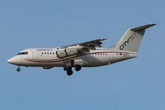 [CDG] CityJet BAE-146 _ EI-RJT (thibou1) Tags: airplane nikon aircraft bae spotting cdg bae146 cityjet lfpg d7100 eirjt thierrybourgain