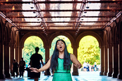 Opera in Bethesda Fountain (Emrah Altnok) Tags: newyorkcity urban centralpark manhattan streetphotography nikond750