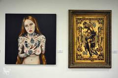 XX - Saatchi Gallery (s.butterfly) Tags: london xx saatchigallery urbannation handiedan crajes