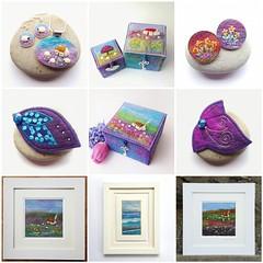 New makes for 2016 (*Aileen Clarke Crafts*) Tags: sheep fife handmade felt elie textileart needlefelt edinburghyarnfestival springintheloft ardossfarmshop
