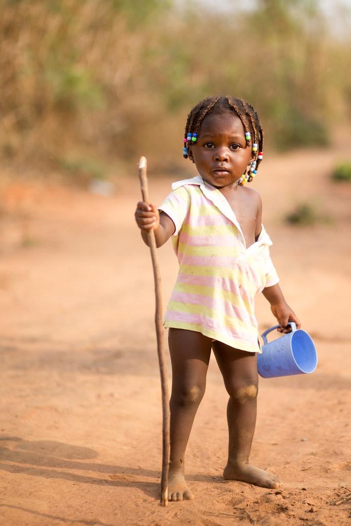 Ghana Mädchen online