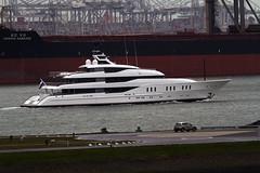Dutch private yacht (Hawkeye2011) Tags: netherlands boats rotterdam marine yacht ships maritime saltwater 2016 europort hookofholland