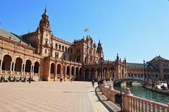 Plaza de Espaa (Sevilla) (7) (DAGM4) Tags: espaa sevilla andaluca spain espanha europa europe seville espana andalusia espagne plazadeespaa espagna andalusie espainia espanya  spainsquare plazadeespaasevilla       espainiakoplaza  sevillako  laplacedespagne