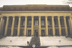The Harry Elkins Widener Memorial Library (arunkuchibhotla) Tags: memorial library massachusetts sony harvard harry alpha elkins a77 widener