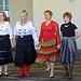 Omaha Folk Dancers ready for