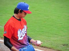 IMG_3524_副本 (vivian_10202) Tags: baseball taoyuan cpbl lamigo 王溢正