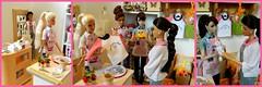 Elizabeth's Custom Order (rata-tat-tat) Tags: dolldiorama barbiediorama barbiepivotal