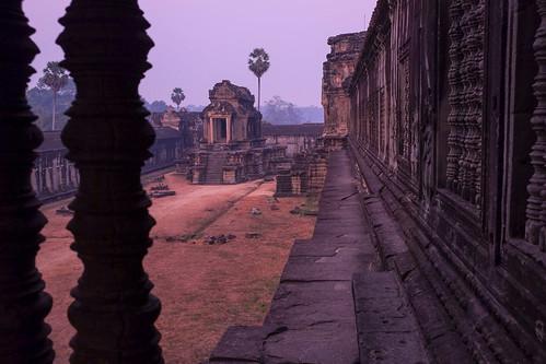 Early morning Angkor