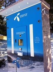 Lindvallen ski resort (Per Olof Forsberg) Tags: ski face booth photo media social resort share telenor