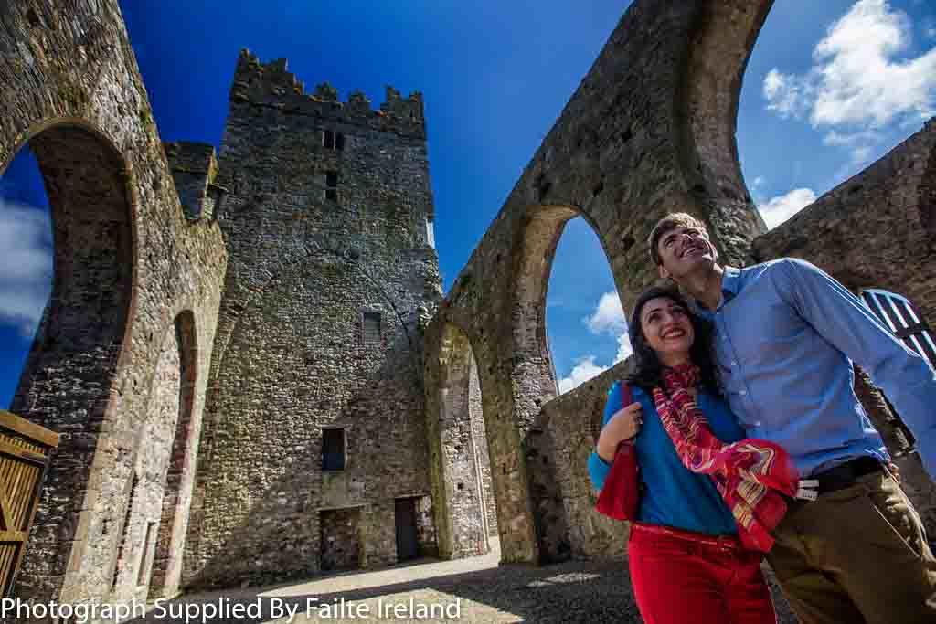 Saltmills, County Wexford - Tintern Abbey