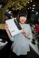 Sigma -CP+ 2016 (Yokohama, Kanagawa, Japan) (t-mizo) Tags: camera girls portrait woman art girl japan canon person women sigma exhibition event showgirl  canon5d yokohama cp companion kanagawa minatomirai  lr lightroom       pacificoyokohama  campaigngirl  lr6    lrcc eos5d3 eos5dmarkiii 5d3 5dmark3 canon5d3 eos5dmark3 5dmarkiiii lightroomcc lightroom6 sigma2435mmf2dghsmart sigma2435f2 sigma24352 sigma2435mm sigma2435mmf2 sigma2435mmf2dg sigma2435mmf2dgart sigma2435mmf2art cp2016