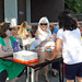 Kids registration table with Melissa Prentice an crew   PH