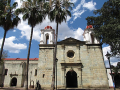 "Oaxaca: l'église Notre-Dame de Guadalupe <a style=""margin-left:10px; font-size:0.8em;"" href=""http://www.flickr.com/photos/127723101@N04/25549608031/"" target=""_blank"">@flickr</a>"