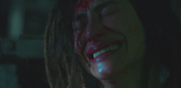 Trailer de série de horror da Globo tem demônios e Cléo Pires ensanguentada