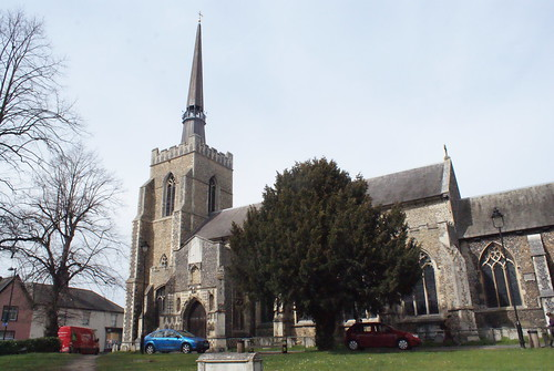 Stowmarket - St Peter and St Mary