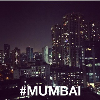 #Mumbai #City #India #beautiful #home #holidays #2016 #andheri #skyline
