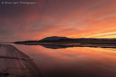 Glencaple Sunset (.Brian Kerr Photography.) Tags: sunset sky cloud reflections scotland outdoor dusk sony serene criffel dumfriesandgalloway rivernith scottishlandscapes visitscotland sonyeurope glencaple briankerrphotography briankerrphoto sonypro sonyuk dgwo a7rii