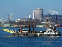 SCHORPIOEN (Dutch shipspotter) Tags: pontoons