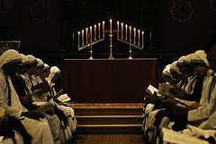 Tenebræ I (Lawrence OP) Tags: sisters washingtondc candles catholic prayers tenebrae missionariesofcharity compline dominicanhouseofstudies