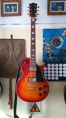 Guitars (Drew Hillier) Tags: guitar yamaha pacifica esp lespaul ibanez bcrich warlock js100 gotb guitarsonthebeach