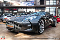 One-77 (Chris Wevers) Tags: dsseldorf astonmartinone77 chriswevers classicremise