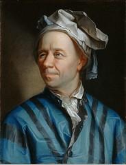 Leonhard Euler (gurkan.ozsoy) Tags: mathematicians euler matematikçi