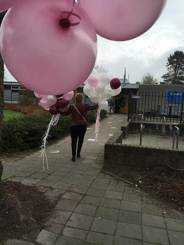 Heliumballonnen De Wieken Roosendaal