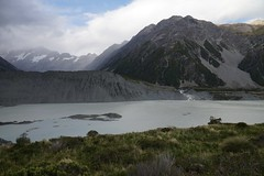 Mueller Glacier icebergs, Aoraki Mt Cook, NZ (jozioau) Tags: lake mountains moraine icebergs glacial variosonnart282470