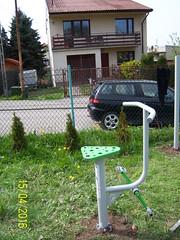 Rowerek (osiedlelekarka) Tags: na plac zabaw silownia lekarka osiedlu zewntrzna