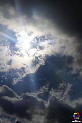 Lluvia (JotaPhotographics) Tags: naturaleza color luz beach rain lluvia cielo aire libre nube airelibre soleado resplandor