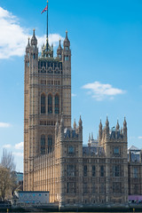 The Victoria Tower, Houses of Parliament, London (Paul Woods Music & Event Photography) Tags: london tourism westminster architecture housesofparliament parliament bigben clocktower victoriatower