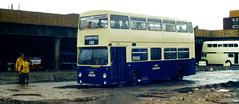 Slide 051-50 (Steve Guess) Tags: uk england west bus london rally event gathering gb lt daimler fleetline midlands dms