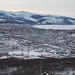 Magadan durante o dia