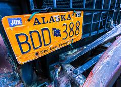 Alaska Plate (cacheboyz) Tags: masking luminosity