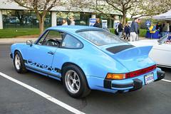 1974 Porsche 911 Carrera (Thumpr455) Tags: auto blue sc car 1974 march nikon automobile 911 southcarolina german greenville carrera d800 aircooled flatsix ducktail 2016 worldcars afnikkor3570mmf28d upstatecarscoffee