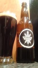 mmmm....beer (jmaxtours) Tags: toronto beer brewing ale ipa mmmmbeer torontoontario rainhard blackipa rainhardbrewingco rainhardblackipa