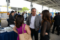 FIU FPL Solar Array Event (fiu) Tags: solar energy miami engineering panels fiu array collegeofengineering cec fpl solarresearch