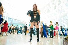 Wondercon day 2-218 (Dapper Geek News) Tags: 2 news one dc day geek super xmen hero piece dapper wondercon cosplaygirl