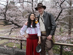 "DSC02681 (6 8""-10) Tags: japan starwars cosplay portal indianajones hanami tachikawa showakinen showakinenkoen"