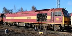60051 (DBS 60100) Tags: tug ews class60 dbschenker