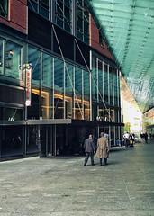122 / 366 (lufegu) Tags: urban architecture modern exterior entrance citylife passage passageway perpective leadinglines buildingexterior mobilephotography glassmaterial builtestructure