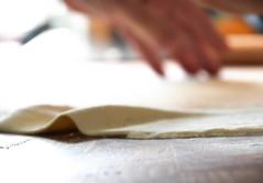 Preparing Pizza (Maria Eklind) Tags: food kitchen pizza p highkey letterp preparingpizza macromondays beginswiththeletterp