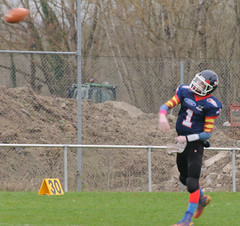 20160403_Avalanches Annecy Vs Falcons Bron (11 sur 51) (calace74) Tags: france annecy sport foot division falcons bron amricain avalanches rgional